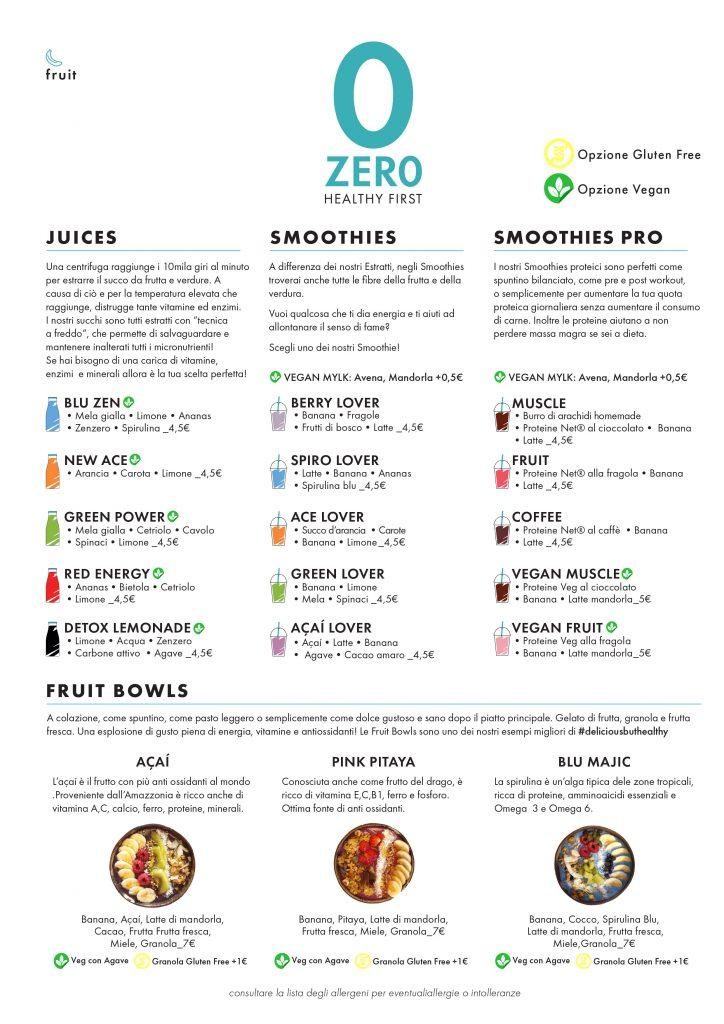 Juices_Estratti_salerno_smoothie_Zero_healthy_poke_acai_pitaya_Spirulina